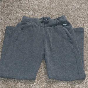Abercrombie kids sweatpants size 5/6